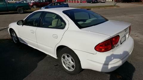 2003 Oldsmobile Alero for sale at Premier Auto Sales Inc. in Newport News VA