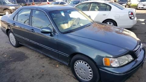 1997 Acura RL for sale at Premier Auto Sales Inc. in Newport News VA