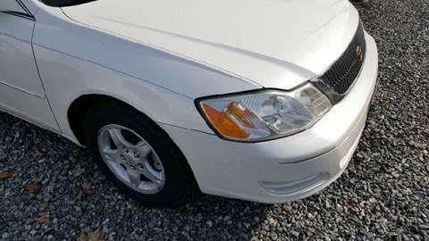 2001 Toyota Avalon for sale at Premier Auto Sales Inc. in Newport News VA