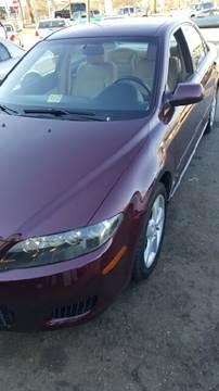 2008 Mazda MAZDA6 for sale at Premier Auto Sales Inc. in Newport News VA