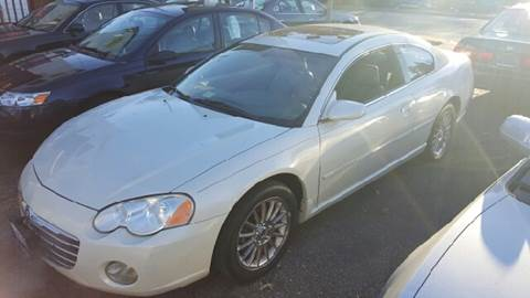 2003 Chrysler Sebring for sale at Premier Auto Sales Inc. in Newport News VA