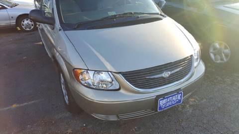 2003 Chrysler Town and Country for sale at Premier Auto Sales Inc. in Newport News VA