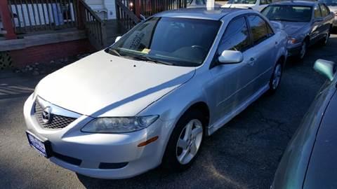 2004 Mazda MAZDA6 for sale at Premier Auto Sales Inc. in Newport News VA