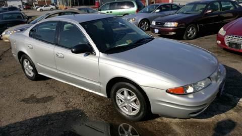 2004 Oldsmobile Alero for sale at Premier Auto Sales Inc. in Newport News VA