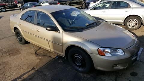 2001 Dodge Stratus for sale at Premier Auto Sales Inc. in Newport News VA