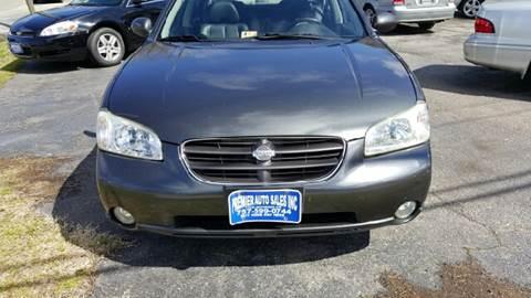 2000 Nissan Maxima for sale at Premier Auto Sales Inc. in Newport News VA