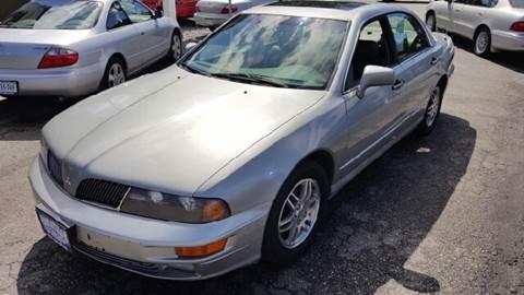 2002 Mitsubishi Diamante for sale at Premier Auto Sales Inc. in Newport News VA