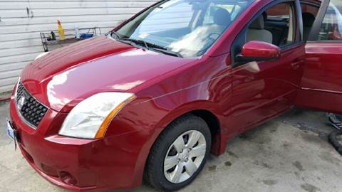 2008 Nissan Sentra for sale at Premier Auto Sales Inc. in Newport News VA