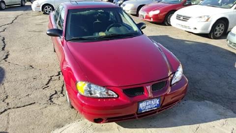 2004 Pontiac Grand Am for sale at Premier Auto Sales Inc. in Newport News VA