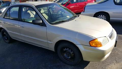 2000 Mazda Protege for sale at Premier Auto Sales Inc. in Newport News VA