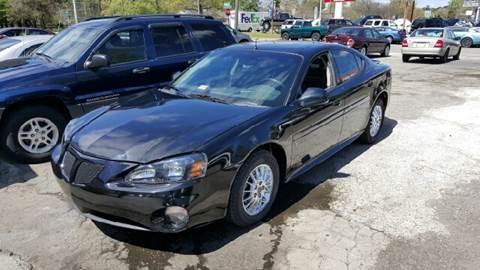 2004 Pontiac Grand Prix for sale at Premier Auto Sales Inc. in Newport News VA