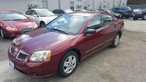 2005 Mitsubishi Galant for sale at Premier Auto Sales Inc. in Newport News VA
