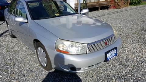 2003 Saturn L-Series for sale at Premier Auto Sales Inc. in Newport News VA