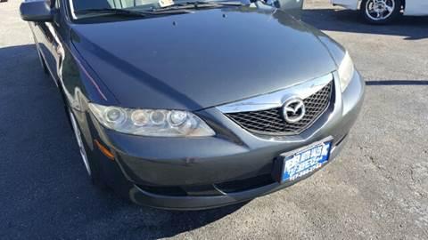 2003 Mazda MAZDA6 for sale at Premier Auto Sales Inc. in Newport News VA