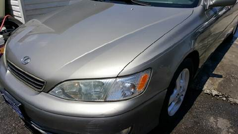 2000 Lexus ES 300 for sale at Premier Auto Sales Inc. in Newport News VA