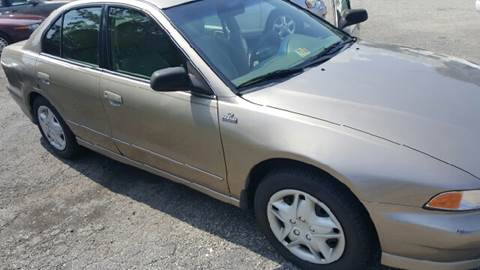 1999 Mitsubishi Galant for sale at Premier Auto Sales Inc. in Newport News VA