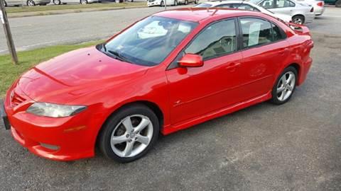 2005 Mazda MAZDA6 for sale at Premier Auto Sales Inc. in Newport News VA