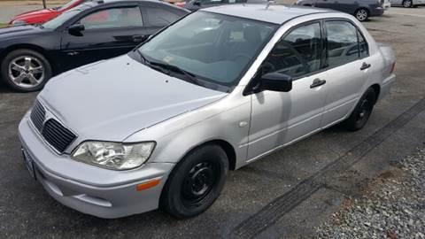 2003 Mitsubishi Lancer for sale at Premier Auto Sales Inc. in Newport News VA