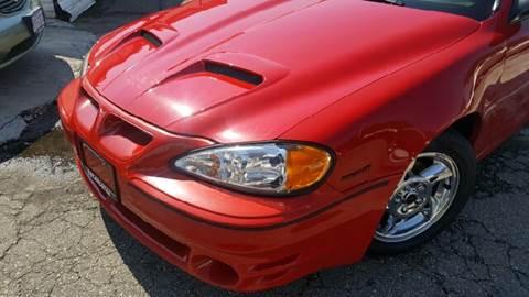 2003 Pontiac Grand Am for sale at Premier Auto Sales Inc. in Newport News VA
