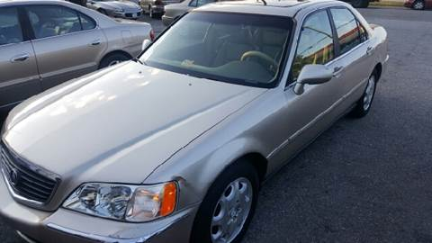2000 Acura RL for sale at Premier Auto Sales Inc. in Newport News VA