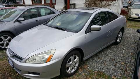 2006 Honda Accord for sale at Premier Auto Sales Inc. in Newport News VA