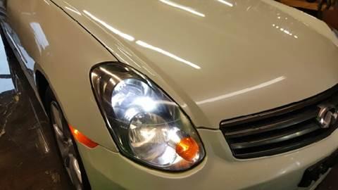 2005 Infiniti G35 for sale at Premier Auto Sales Inc. in Newport News VA
