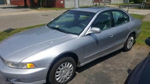 2001 Mitsubishi Galant for sale at Premier Auto Sales Inc. in Newport News VA