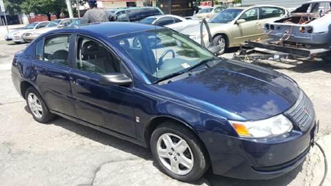 2007 Saturn Ion for sale at Premier Auto Sales Inc. in Newport News VA