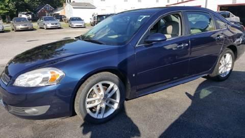 2009 Chevrolet Impala for sale at Premier Auto Sales Inc. in Newport News VA