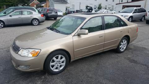 2000 Toyota Avalon for sale at Premier Auto Sales Inc. in Newport News VA