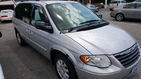 2007 Chrysler Town and Country for sale at Premier Auto Sales Inc. in Newport News VA