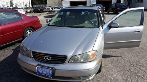 2003 Infiniti I35 for sale at Premier Auto Sales Inc. in Newport News VA