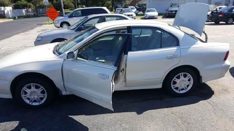 2000 Mitsubishi Galant for sale at Premier Auto Sales Inc. in Newport News VA