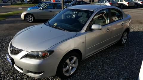 2004 Mazda MAZDA3 for sale at Premier Auto Sales Inc. in Newport News VA
