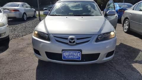 2007 Mazda MAZDA6 for sale at Premier Auto Sales Inc. in Newport News VA