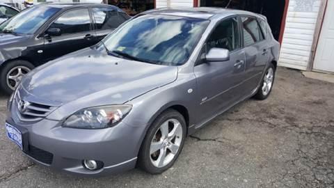 2005 Mazda MAZDA3 for sale at Premier Auto Sales Inc. in Newport News VA