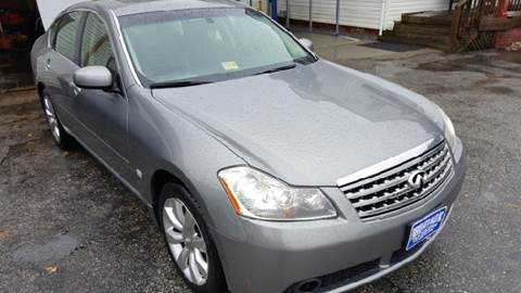 2007 Infiniti M35 for sale at Premier Auto Sales Inc. in Newport News VA