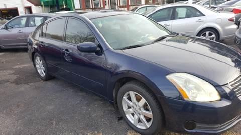 2005 Nissan Maxima for sale at Premier Auto Sales Inc. in Newport News VA
