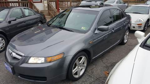 2005 Acura TL for sale at Premier Auto Sales Inc. in Newport News VA
