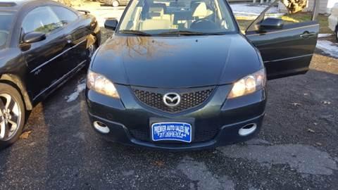 2006 Mazda MAZDA3 for sale at Premier Auto Sales Inc. in Newport News VA