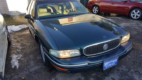 1998 Buick LeSabre for sale at Premier Auto Sales Inc. in Newport News VA