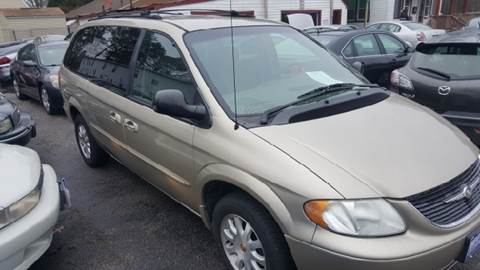 2002 Chrysler Town and Country for sale at Premier Auto Sales Inc. in Newport News VA