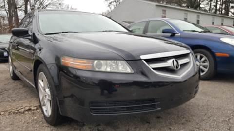 2006 Acura TL for sale at Premier Auto Sales Inc. in Newport News VA