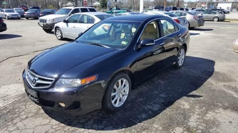 2006 Acura TSX for sale at Premier Auto Sales Inc. in Newport News VA