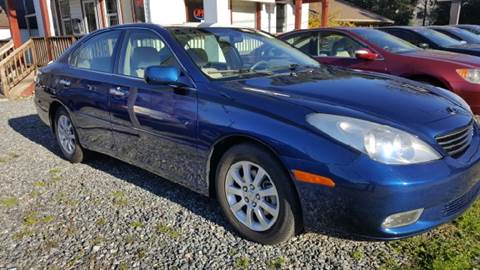 2002 Lexus ES 300 for sale at Premier Auto Sales Inc. in Newport News VA