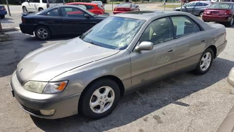 1997 Lexus ES 300 for sale at Premier Auto Sales Inc. in Newport News VA
