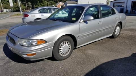 2004 Buick LeSabre for sale at Premier Auto Sales Inc. in Newport News VA