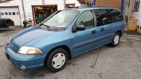 2003 Ford Windstar for sale at Premier Auto Sales Inc. in Newport News VA