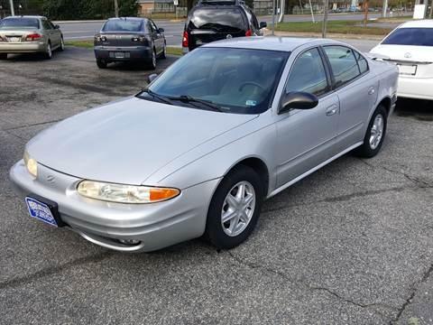 2002 Oldsmobile Alero for sale in Newport News, VA