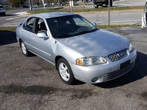 2003 Nissan Sentra for sale in Newport News, VA